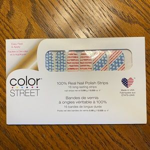 2/23 Color Street: Flag You're It